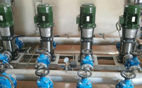 Instal·lacions hidràuliques